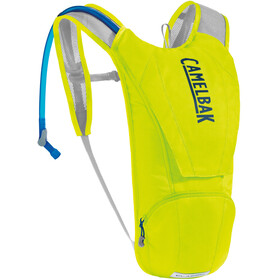 CamelBak Classic fietsrugzak 2,5l, safety yellow/navy